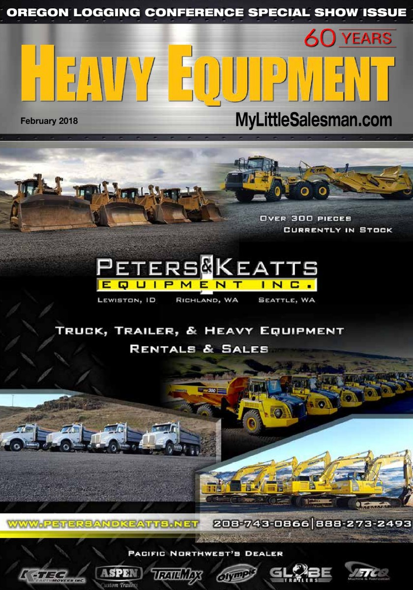 Heavy Equipment Online Classifieds | Buy & Sell | My Little Salesman
