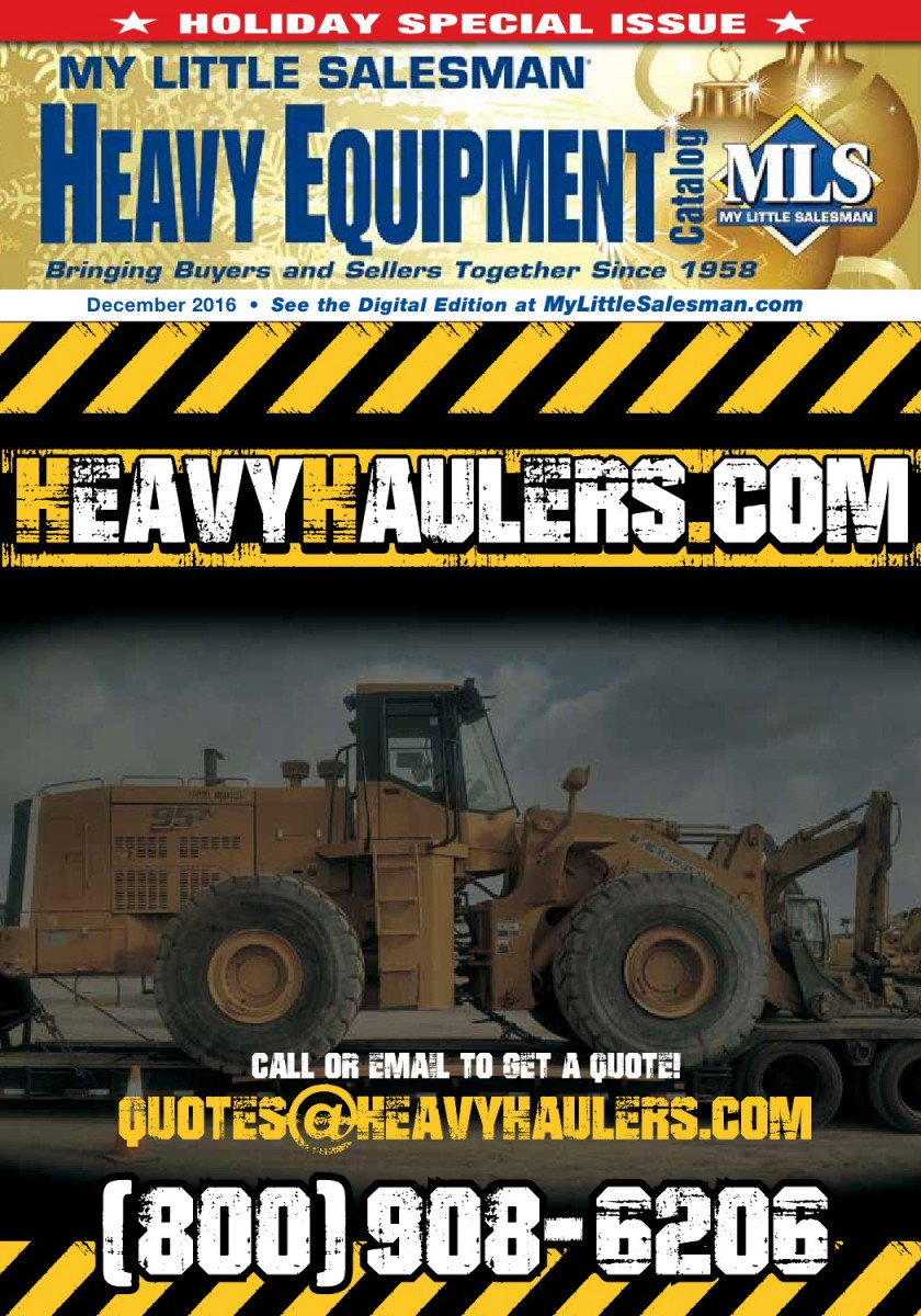 Heavy Equipment Online Classifieds | Buy & Sell | My Little